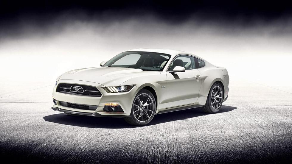 El Ford Mustang más solidario en una subasta con fines benéficos