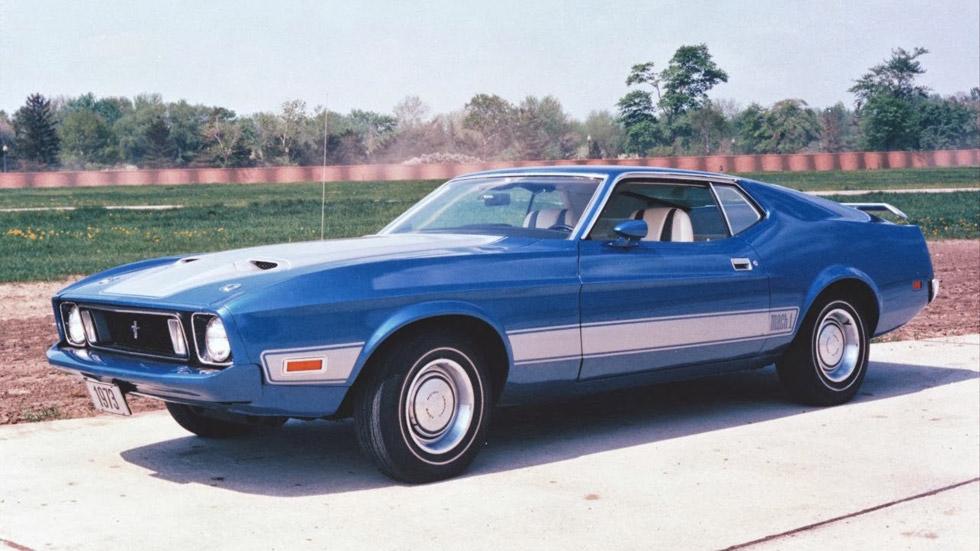 El Ford Mustang, el clásico preferido por los europeos