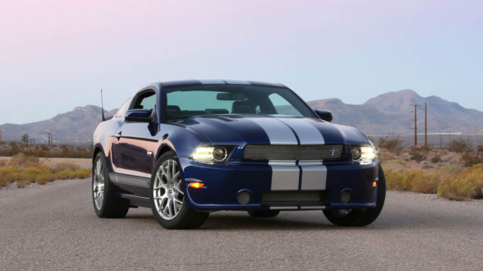 Ford Mustang GT Shelby 2014, deportivo al galope