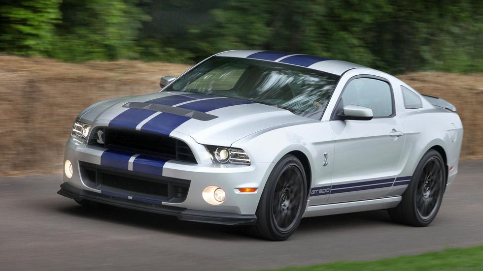 El Ford Mustang, protagonista de 'Need for speed' la película