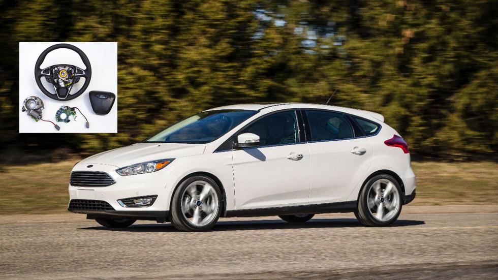 Nueva dirección adaptativa de Ford: más facilidad y diversión al volante
