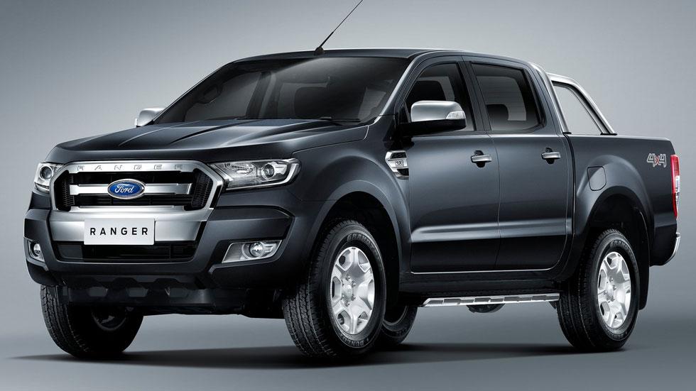 Ford Ranger 2015, más eficiente y tecnológico