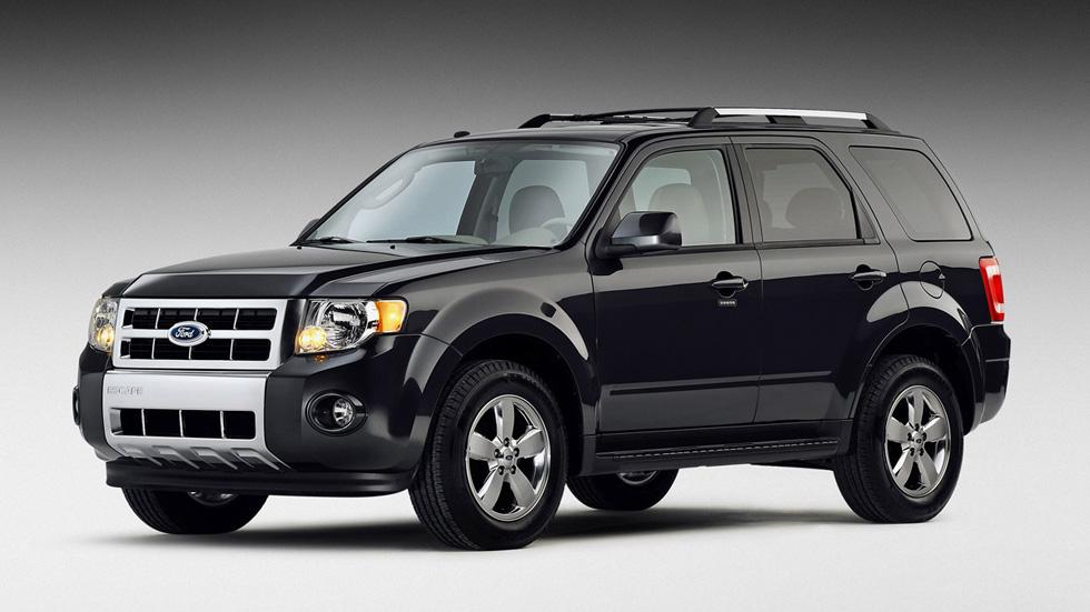 Ford revisará un millón de coches en Estados Unidos