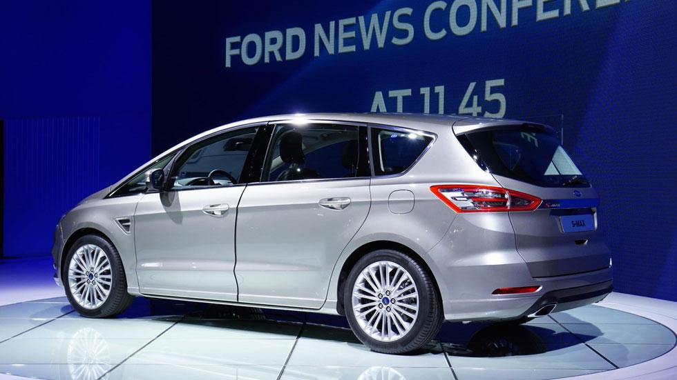 Nuevo Ford S Max, sus mejores argumentos