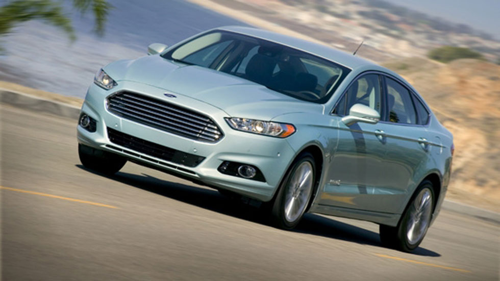Ford venderá tres eléctricos en Europa en 2014