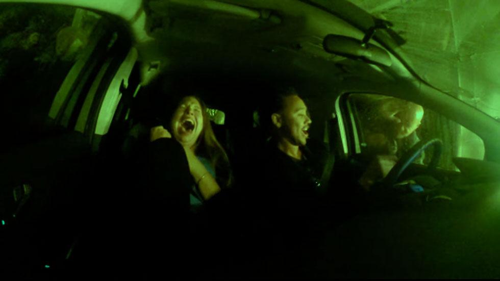 Vídeo: el túnel del lavado del terror de Ford