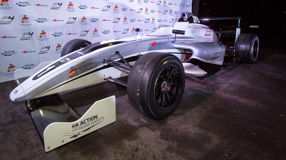 Fórmula 4 Española, el primer escalón hacia la F1