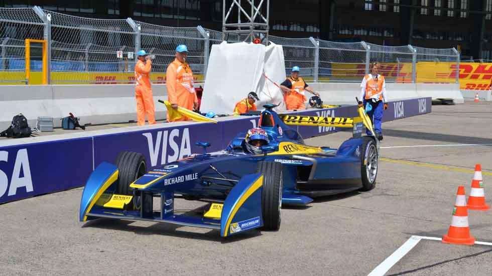Fórmula E, el espectáculo que le falta a la categoría reina
