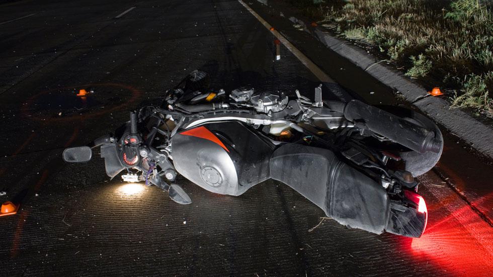 Furgonetas y motocicletas, grandes culpables de los accidentes