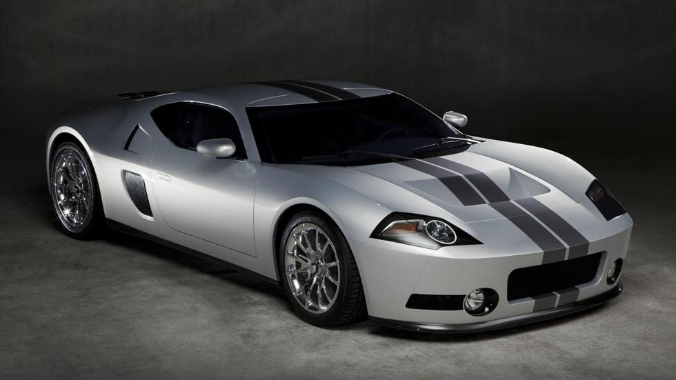Galpin GTR1, ¿el Ford GT del futuro?