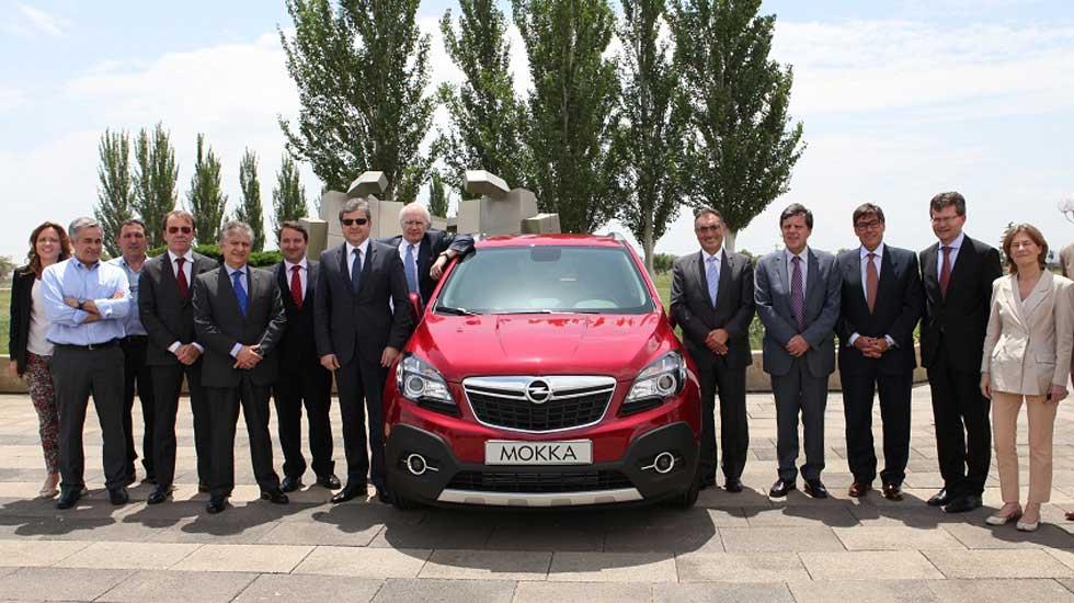 General Motors España creará nuevos empleos hasta 2018
