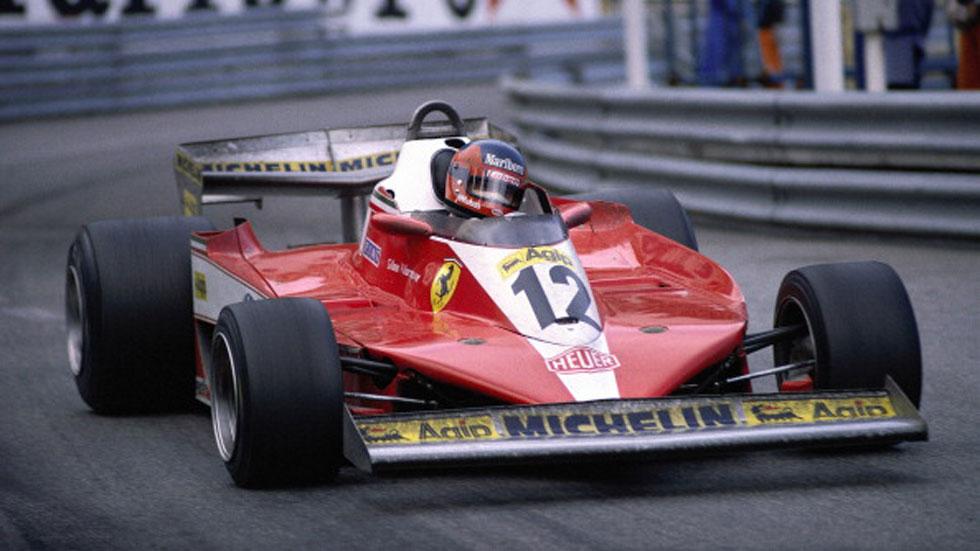 Gilles Villeneuve, 31 años sin el 'campeón sin corona'