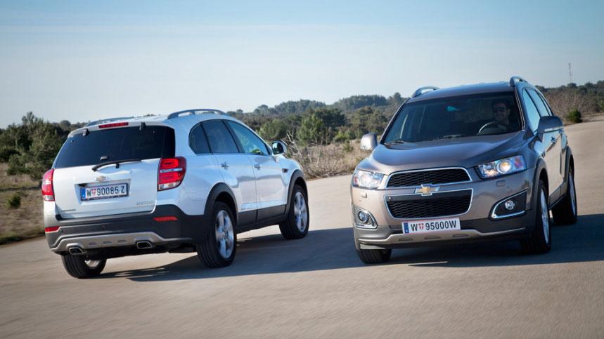 Chevrolet dejará Europa en 2016