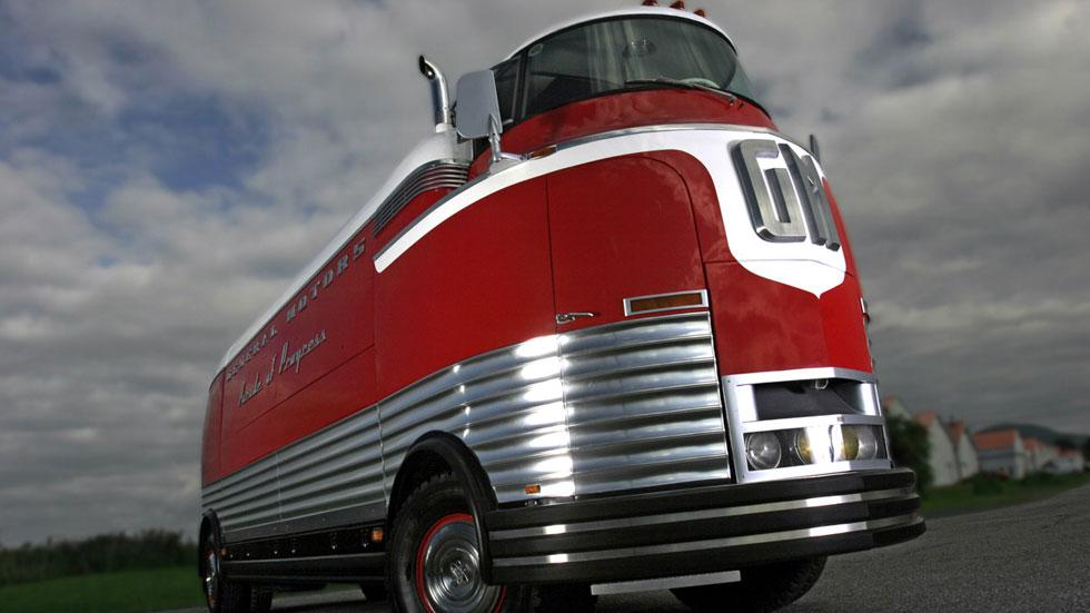 1939: primer GM Futurliner