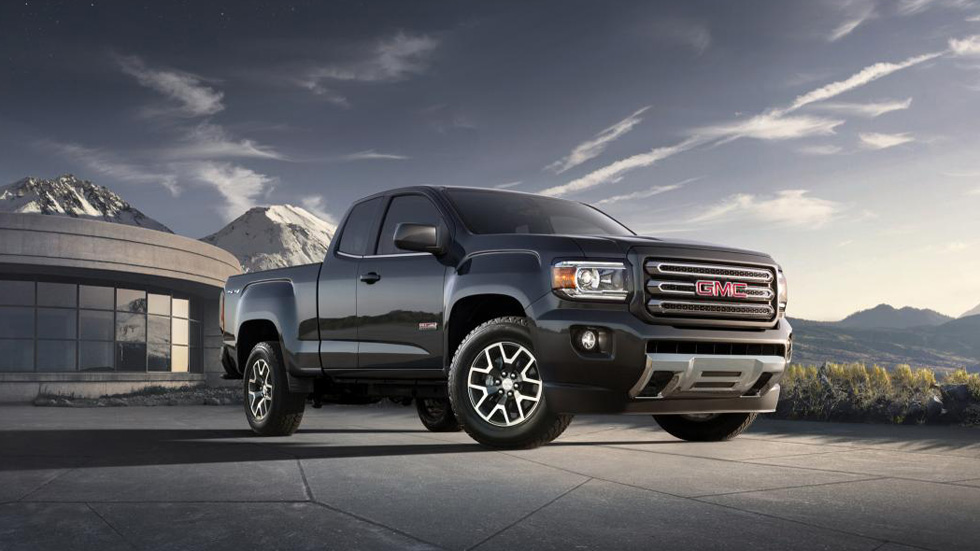 GMC Canyon 2015, un tipo duro multitarea