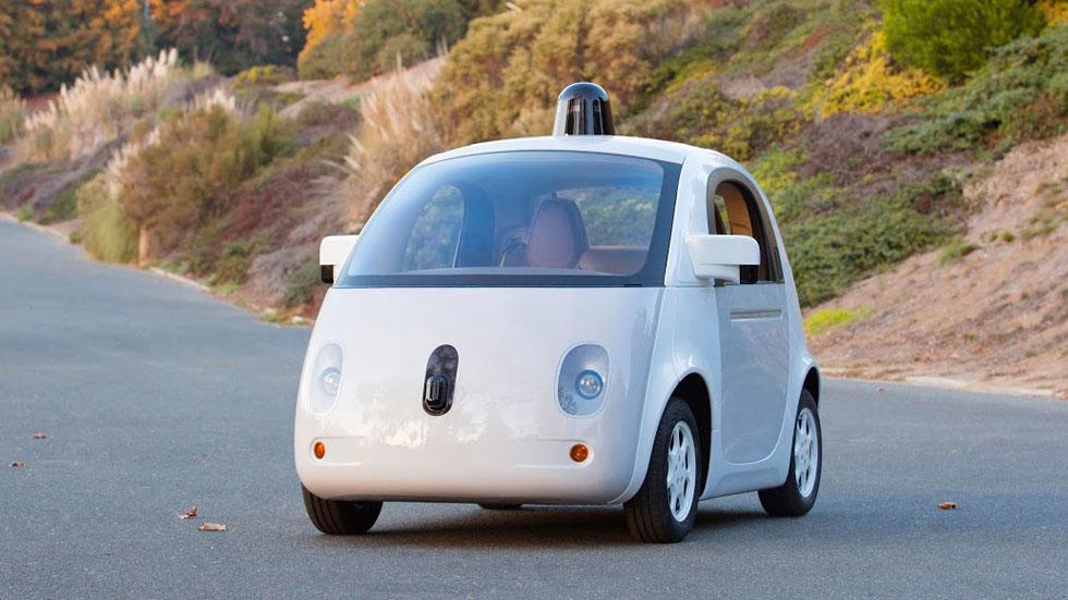 Así es la versión definitiva del coche autónomo de Google