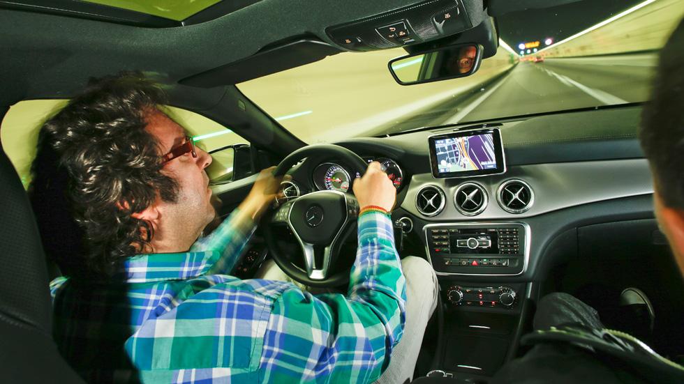 Google y su sistema de gestos para controlar un coche