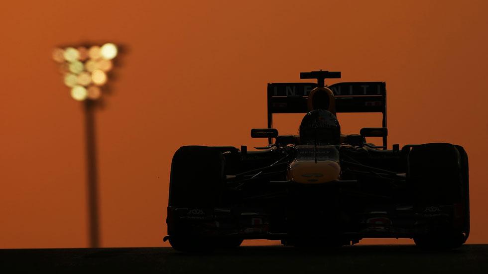 GP Abu Dhabi: Victoria aplastante de Vettel y Alonso 5º