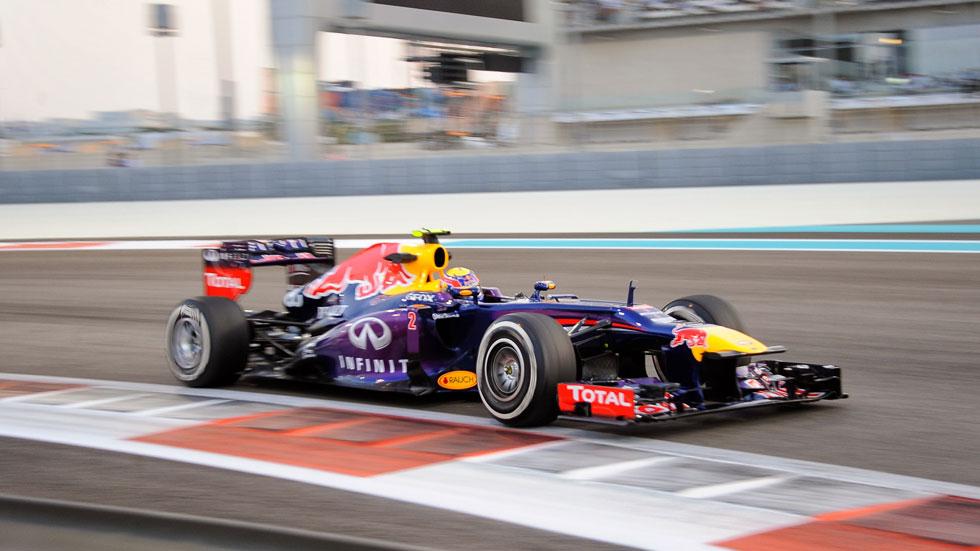 'Pole' para Webber en Yas Marina y Alonso undécimo