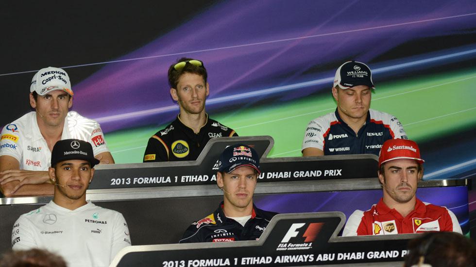 Previo GP Abu Dhabi: Vettel cierra el Mundial y Ferrari está en peligro