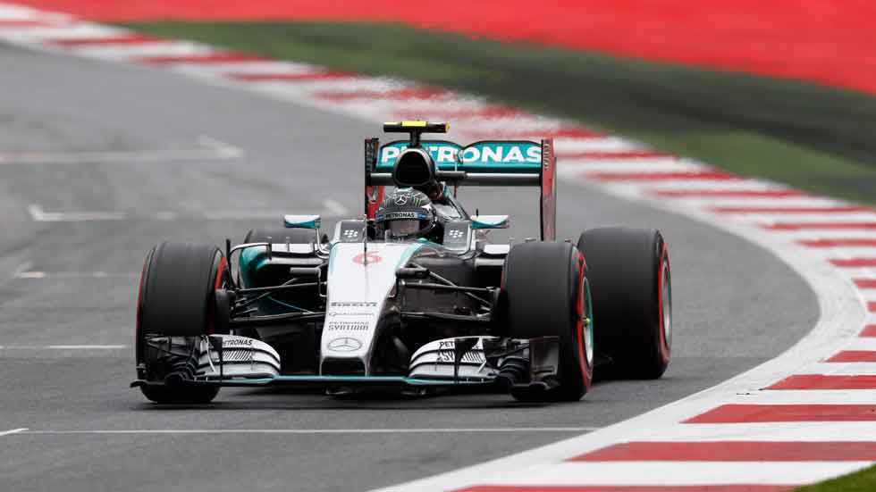 F1: Las notas del GP de Austria 2015