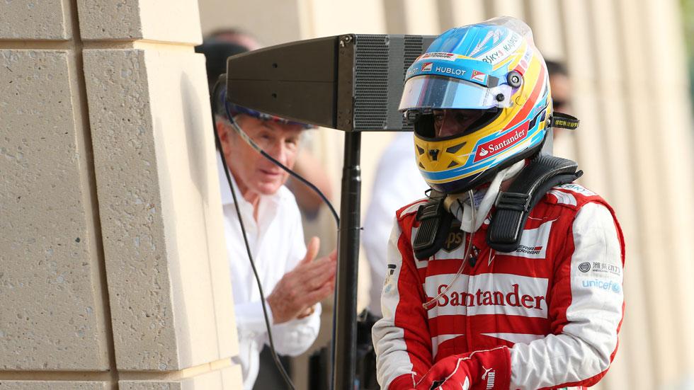 Análisis GP Baréin: Vettel se queda solo y eso es lo peligroso