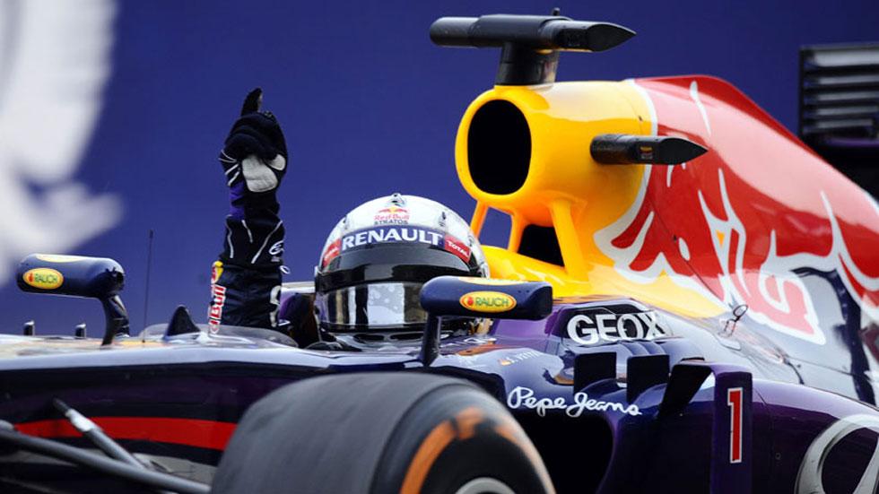 GP Baréin 2013: victoria cómoda de Vettel, Alonso octavo