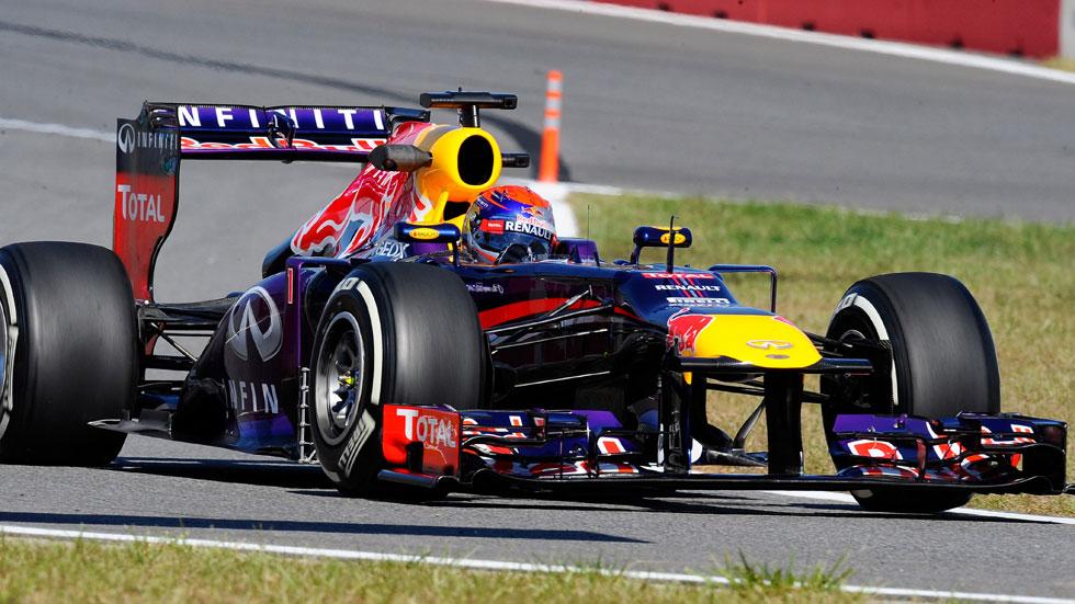 GP Corea: nueva 'pole' para Vettel y Alonso sale quinto