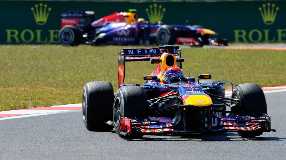 GP Corea: victoria del huracán Vettel y Alonso sexto