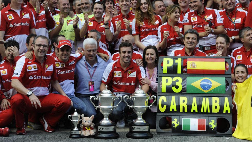 Análisis GP España: Alonso rompió todos los esquemas