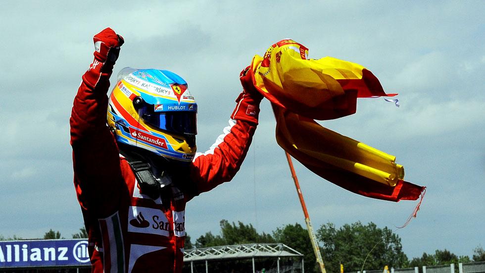 Alonso se reencuentra con la victoria en Montmeló