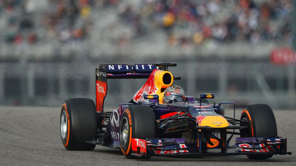 GP EEUU: Vettel no perdona en Austin y consigue la 'pole'
