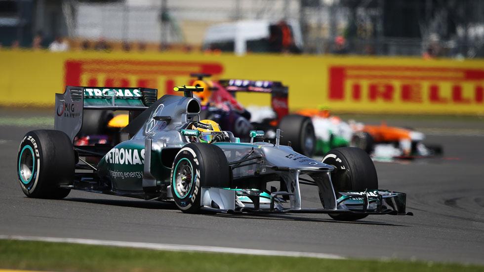 GP Gran Bretaña: Rosberg vence y Alonso es tercero