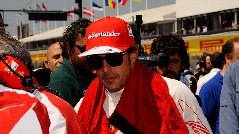 GP Hungría: Vettel a la playa y Ferrari a la fábrica