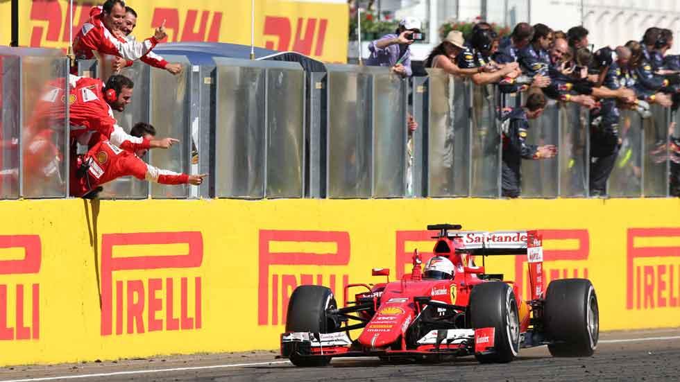 F1: las notas del GP Hungría 2015