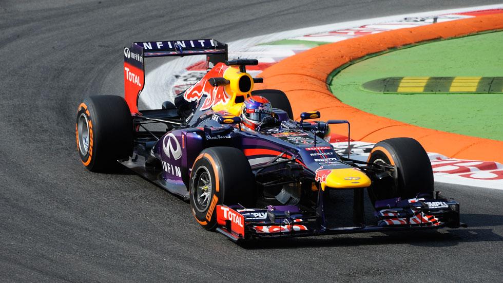 GP Italia: Vettel se queda la 'pole' italiana