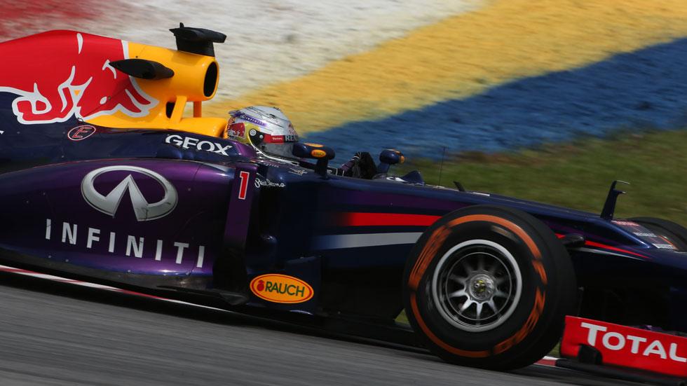 GP Malasia: Red Bull domina una carrera 'complicada'