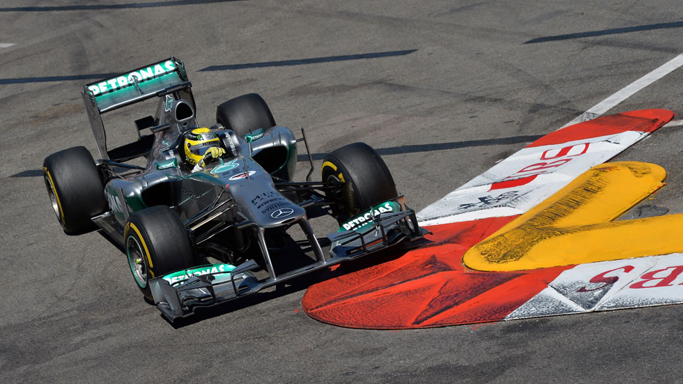 GP Mónaco: Nico Rosberg, 'Príncipe' en Montecarlo por un día