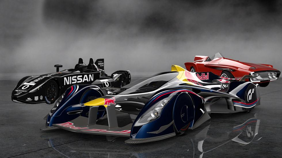 Top 10 de coches de Gran Turismo 6