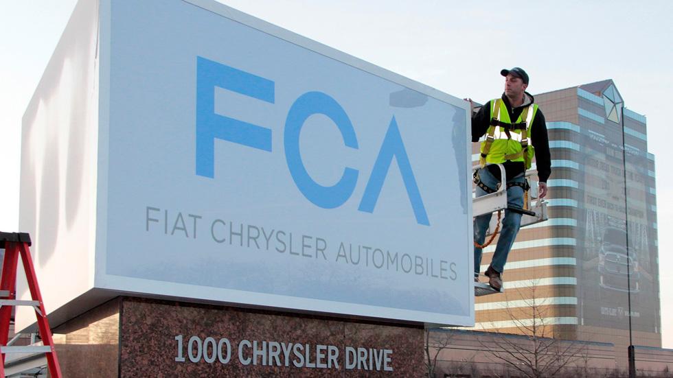 El Grupo Chrysler pasa a llamarse FCA US