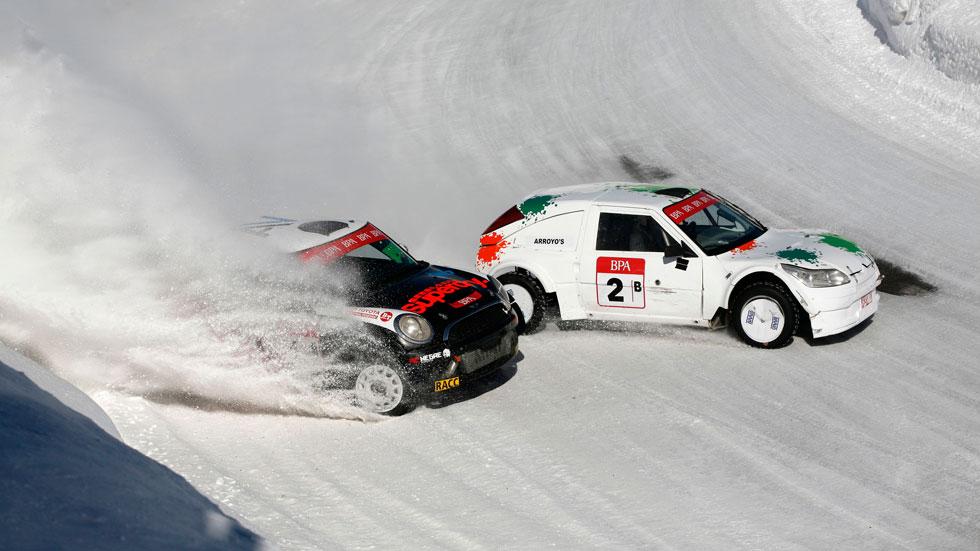 GSeries BPA: carreras sobre hielo en Andorra