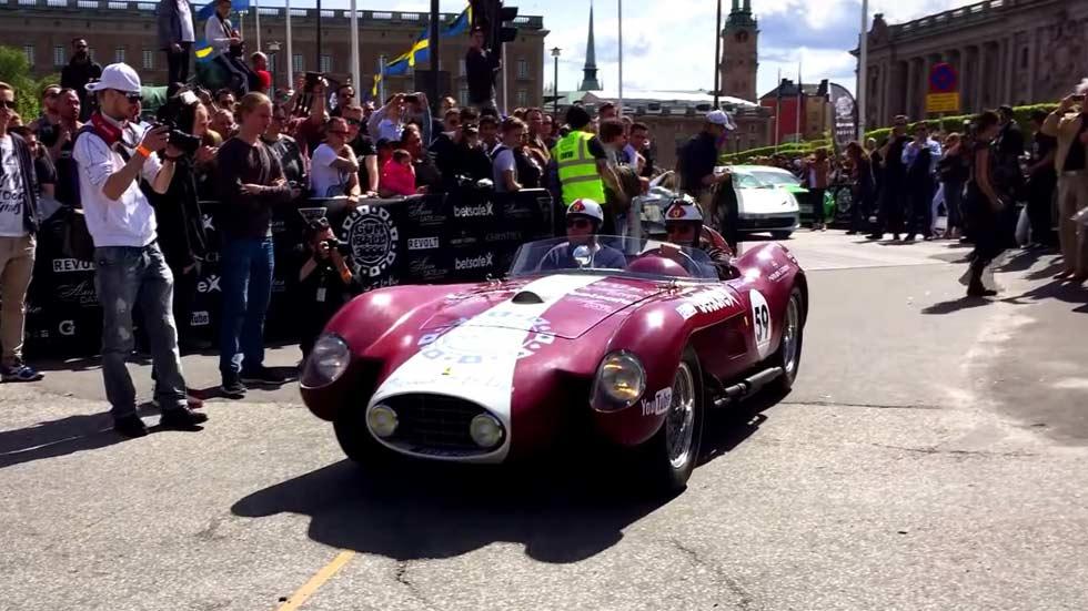 Los 5 coches más espectaculares de la Gumball 3000