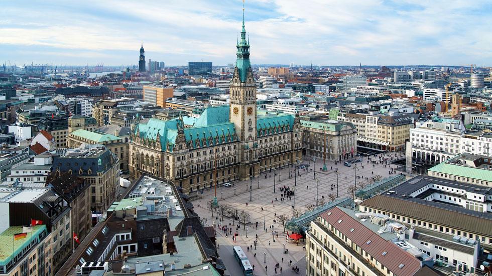 Hamburgo, la ciudad anticoches