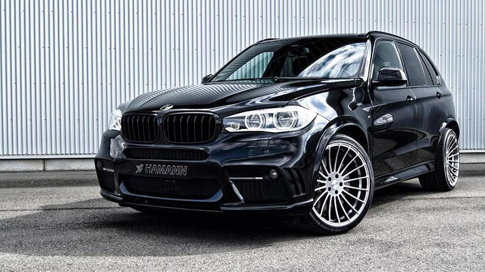 Hamman retoca por completo el nuevo BMW X5