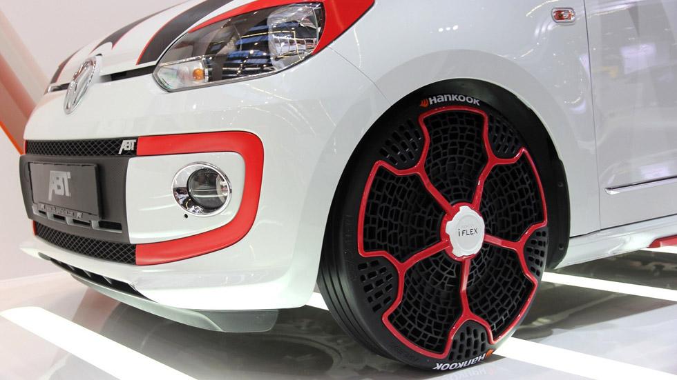iFlex, el neumático sin aire definitivo de Hankook