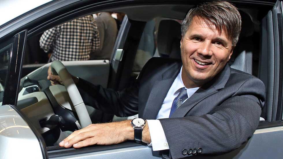 Harald Krüger, nuevo presidente del Consejo de Administración de Grupo BMW