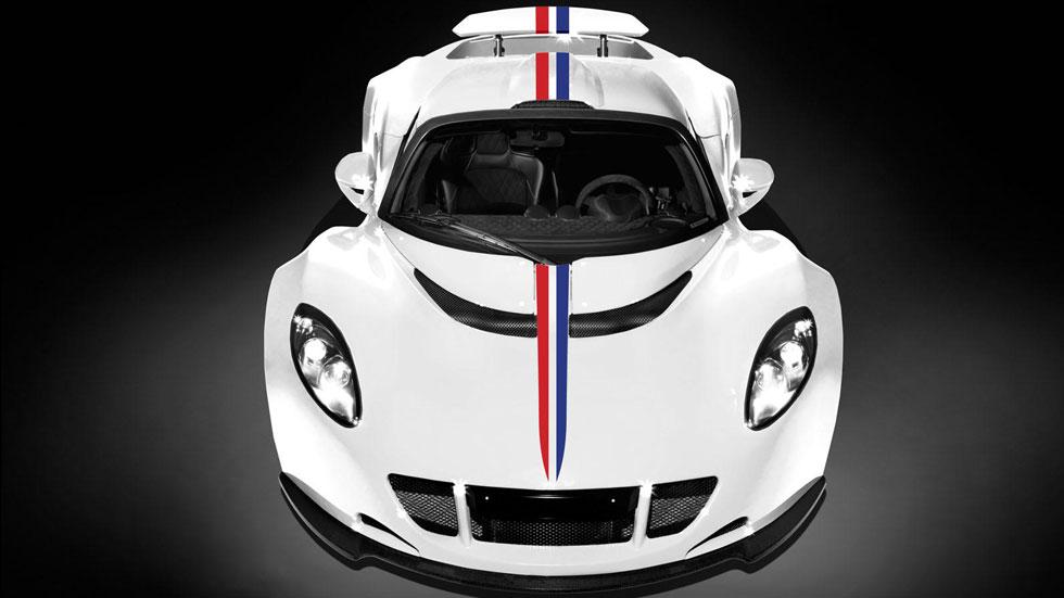 Hennessey Venom GT World's Fastest Edition, la edición del millón de euros