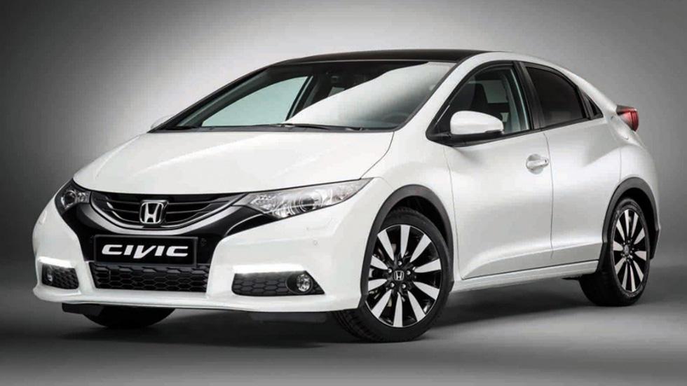 Honda Civic 2014, a la venta desde 19.900 euros