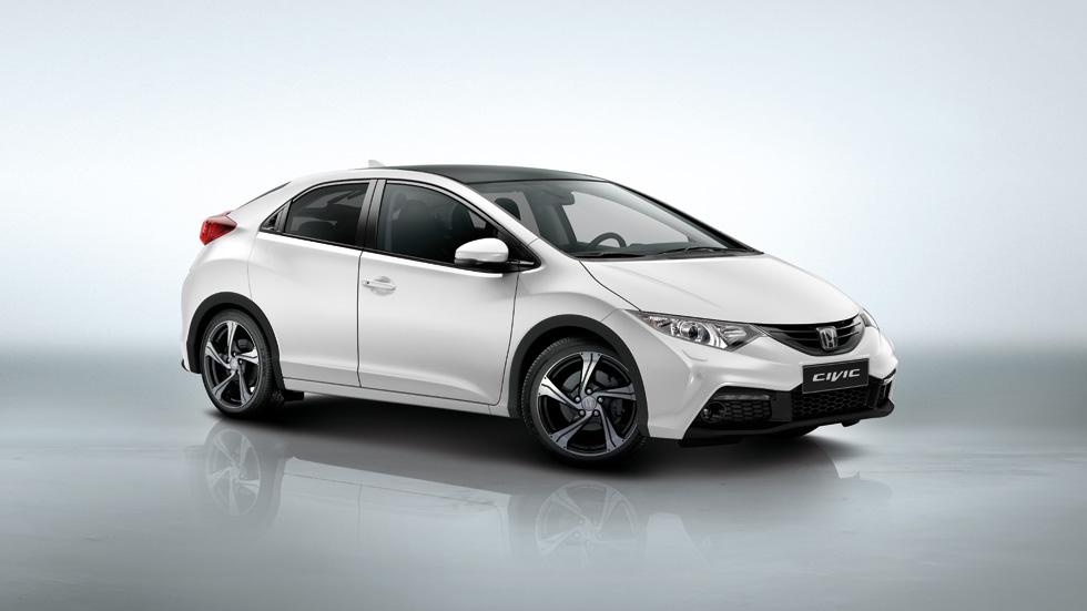 Honda Civic Aero Pack, ahora más deportivo
