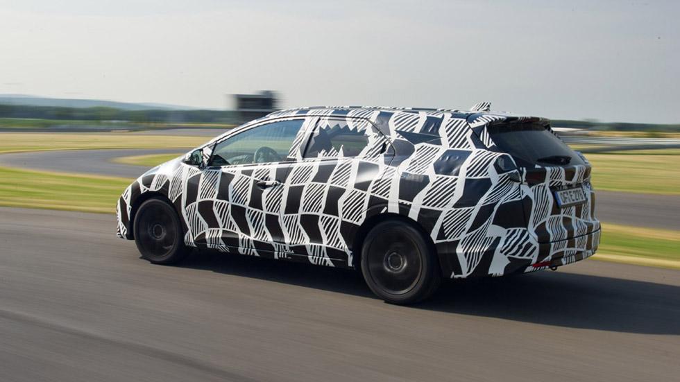 Honda Civic Tourer: el familiar, más cerca